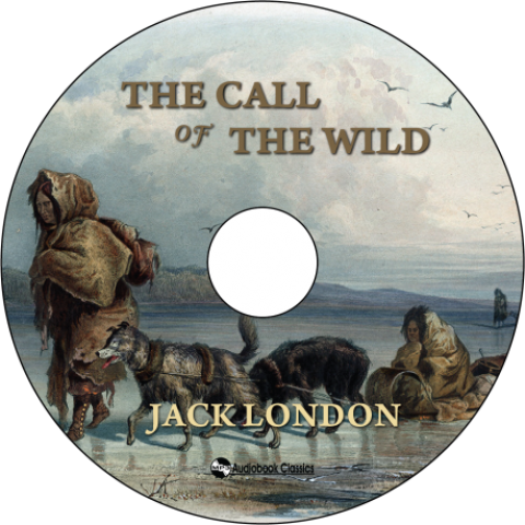 The Call Of The Wild By Jack London Mp3 Cd Audiobook In Dvd Case