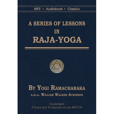 A Series Of Lessons In Raja Yoga By Yogi Ramacharaka Mp3 Cd Audiobook In Dvd Case