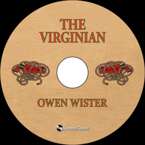 The Virginian Mp3 Cd Audio Book In Security Sleeve Ebay