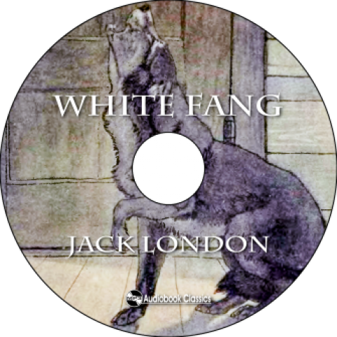 White Fang By Jack London Mp3 Cd Audiobook In Dvd Case